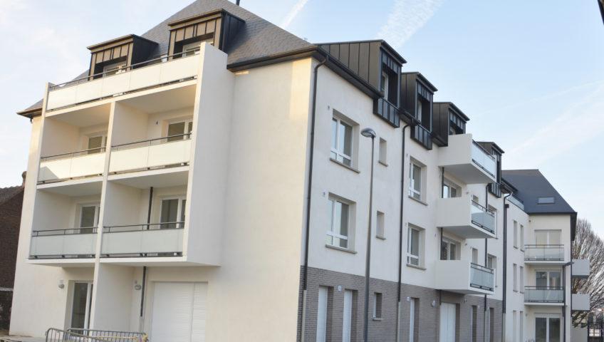 travaux de façades Rouen