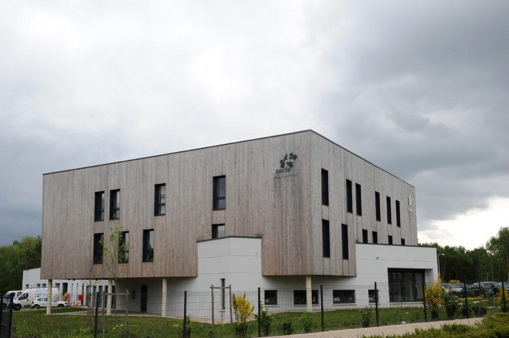 Présentation des locaux de l'entreprise RAVEXP Ravalement et isolation thermique par l'extérieur à Rouen travaux de façades